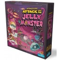 Attack of the Jelly Monster juego de mesa - juego de dados