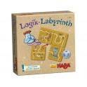 Laberinto de la logica - juego de mesa para niños