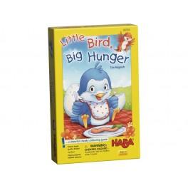 Pajaro pequeño, hambre inmensa - juego de mesa para niños
