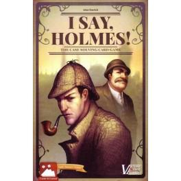 I say Holmes! Segunda edicion juego de mesa