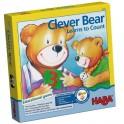 El Oso mañoso aprende a contar juego de mesa para niños de haba