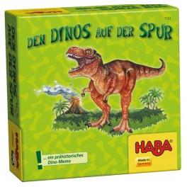 En busca de los dinosaurios juego de mesa para niños de haba