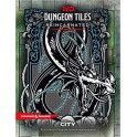 Dungeons and Dragons tiles reincarnated: City - accesorio de rol