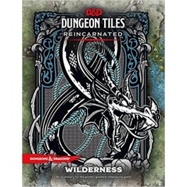 Dungeons and Dragons tiles reincarnated: Wilderness - accesorio