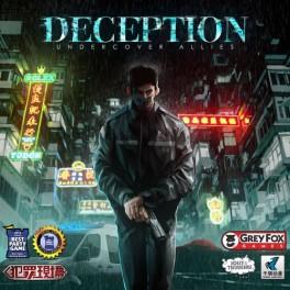 Deception Murder in Hong Kong: Undercover Allies Expansion - expansión juego de mesa
