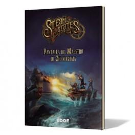 Steam States: pantalla del maestro de Zhenoghaia