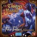 Five Tribes: the thieves of Naqala - expansión juego de mesa