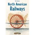 North American railways juego de cartas
