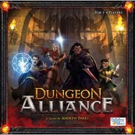 Dungeon alliance - juego de tablero