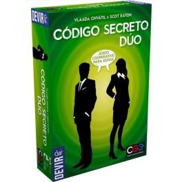Codigo Secreto Duo - juego de cartas
