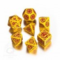 Set of Pathfinder Dice: Legacy of Fire