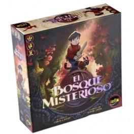 El bosque misterioso juego de mesa para niños