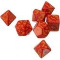 Dados Pathfinder Set Crimson Throne (7)