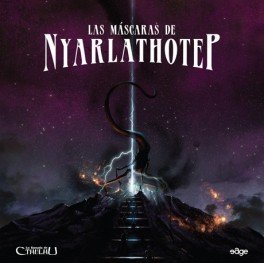 La llamada de Cthulhu: las mascaras de Nyarlathotep