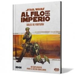 Star Wars: Al filo del Imperio - Soles de fortuna juego de rol