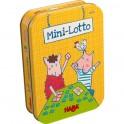 Mini Lotto Juego de mesa para niños de Haba