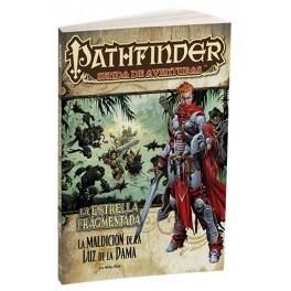 Pathfinder Estrella Fragmentada 2: La Maldicion de la luz de la dama - suplemento de rol