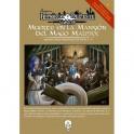 Aventuras en la Marca del Este: muerte en la mansion del mago Malifax - suplemento de rol