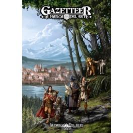 Gazetteer de aventuras en la marca del este - juego de rol