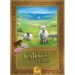 Keyflower: the farmers - edicion masterprint - expansión juego de mesa