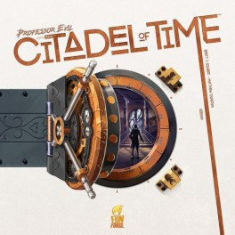 Professor Evil and the Citadel of Time - juego de mesa