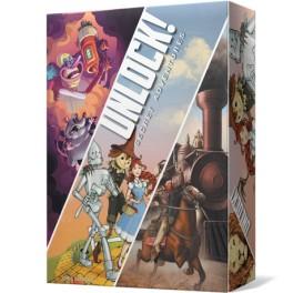 Unlock: secret adventures - juego de cartas