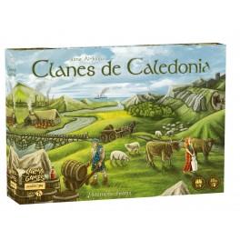 Clanes de Caledonia - juego de mesa