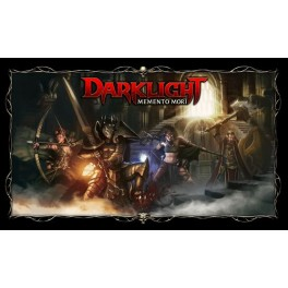 Darklight: memento mori - juego de mesa
