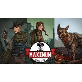 Maximum Apocalypse juego de cartas