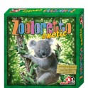 Zooloretto exotic expansión juego de mesa