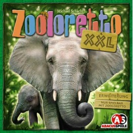 Zooloretto XXL expansión juego de mesa