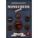 Pequeños detectives de Monstruos + Cuaderno de campo - Segunda Mano