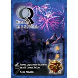Q Serie: Muerte el 4 de julio - juego de cartas