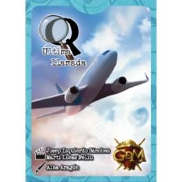 Q Serie: ultima llamada - juego de cartas