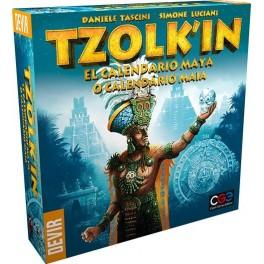 Tzolk'in: El Calendario Maya - juego de mesa