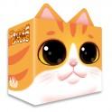 Torre de gatos juego de cartas