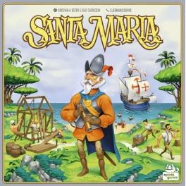Santa Maria (castellano) - juego de mesa