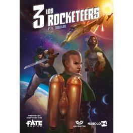 Los tres rocketeers - juego de rol