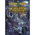 Dungeons and Cthulhu: el templo perdido de Hastur el innombrable - juego de rol