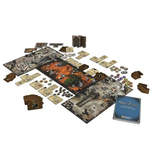 Comprar Harry Potter Miniatures Adventure Game Caja Basica