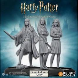 Harry Potter Miniatures Adventure Game: ejercito de Dumbledore - expansión juego de mesa