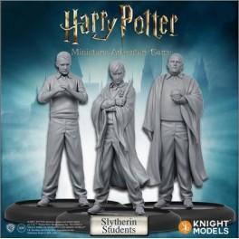 Harry Potter Miniatures Adventure Game: estudiantes de Slytherin - expansión juego de mesa