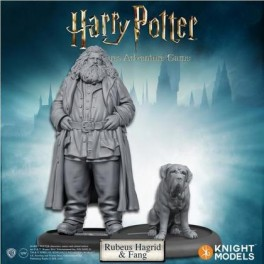 Comprar Harry Potter Miniatures Adventure Game Rubeus Hagrid