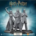 Harry Potter Miniatures Adventure Game: familia Malfoy - expansión juego de mesa