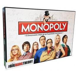 Monopoly The Big Bang Theory - edicion en castellano juego de mesa