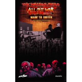 The Walking Dead: All Out War - Expansion creados para sufrir