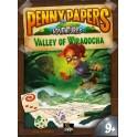 Penny papers: El Valle de Wiraqocha juego de mesa - dados