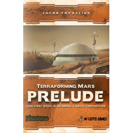 TERRAFORMING MARS: Preludio  - expansion juego de mesa
