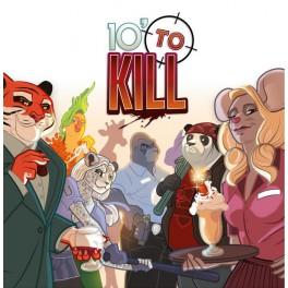 10 To Kill juego de mesa