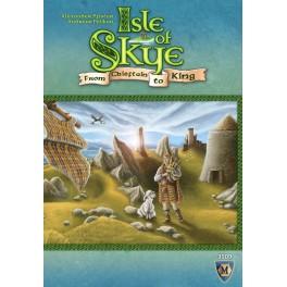Isla de Skye: De lider a rey juego de mesa